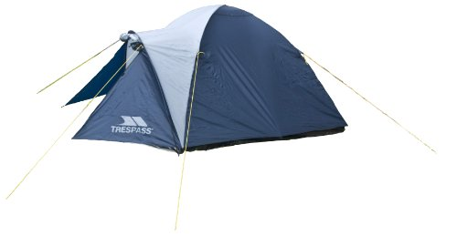 trespass waterproof tarmachan unisex outdoor dome tent
