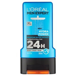 Loreal Men Expert Hydra Power 24H Shower Gel 300 ML