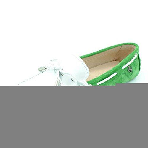 Della Delle Sandali Donne Verde Meijili Piattaforma wqB406