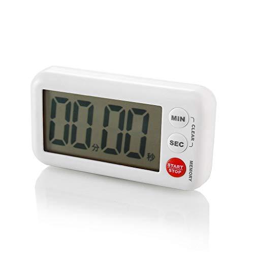 Elektronischer Countdown-Timer für tragbare Küchentimer Kein Akku erforderlich Langer...