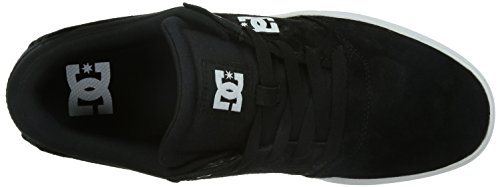DC Shoes Crisis, Baskets mode homme Black/White