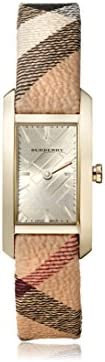 Burberry Bu9509 For Women,Analog Display, Casual Watch, Stainless Steel Strap