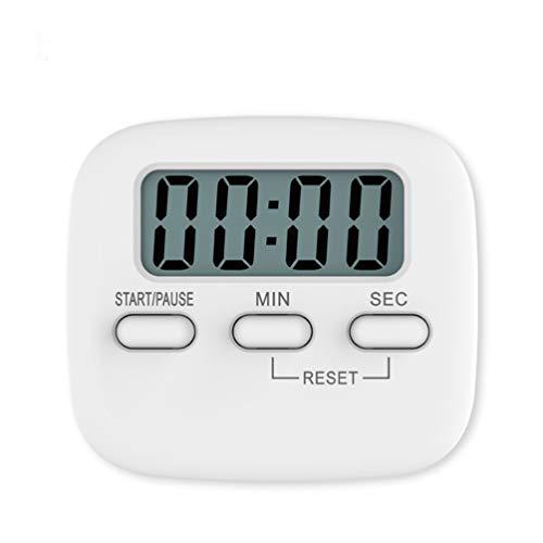 ACORRA Digitaler Küchentimer, Batteriebetriebener Premium Countdown Stoppuhr Timer mit Lautem Alarm...