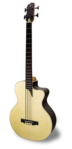 APC BG Luthier MX CW - Basse Acoustique Guitare (Étuis inclus)