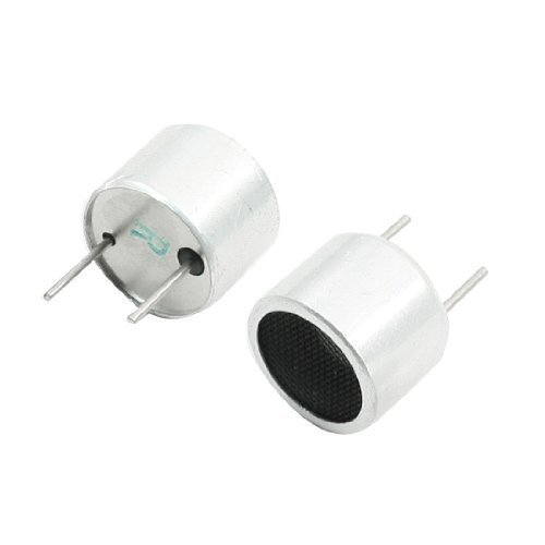 Romote Water & Holz 16mm Durchmesser 20Vrms 40KHz Ultraschall-Transducer-Sensor-Detektor 2 Stück Sensor Transducer