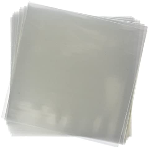 Pochettes De Protection - Disques Vinyles 33 Tours - Lot De 50