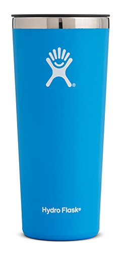 Hydro Flask Unisex- Erwachsene Tumbler Becher, Blau, 22 oz Bar Tumbler