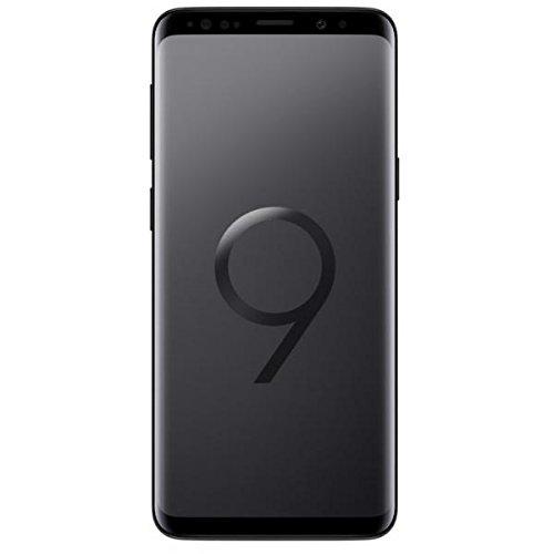Samsung G960 Galaxy S9 4G 64GB Dual-SIM black EU