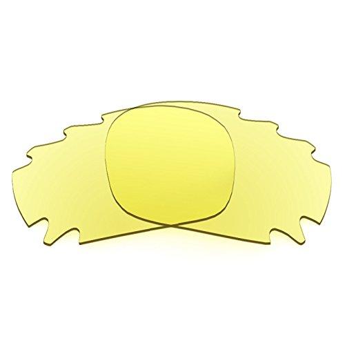 Revant Ersatzlinsen für Oakley Jawbone Vented Tracer Gelb Asian Fit