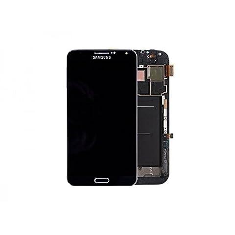 SAMSUNG Ecran de remplacement LCD Super-AMOLED HD N9005 Galaxy Note 3 original Noir