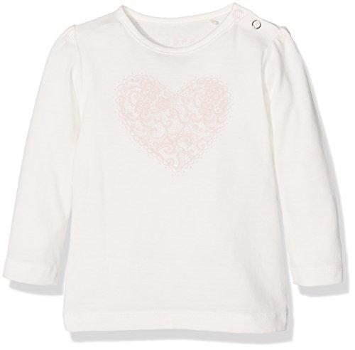 Esprit Kids Baby-Mädchen T-Shirt, Weiß (Ivory 121), 92
