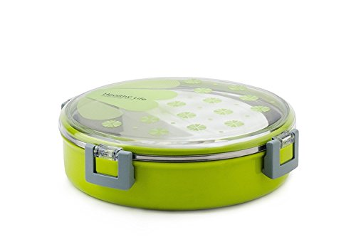 Best Deals -Lunch Dinner Tiffin Box For School Office 920Ml With Inner Stainless Steel Material.