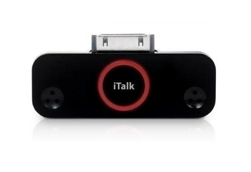Griffin iTalk Pro Stereo Microphon FOR IPOD Wired - MICROPHONES (Wired) Griffin Stereo