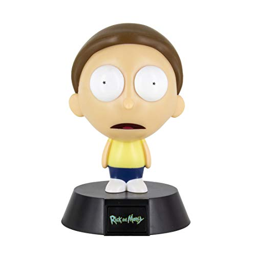 Paladone Icons Rick & Morty - Sammlerstück Statue Light Lampe Morty # 002 - Offizielle Adult Swim (Statue Sammlerstücke)