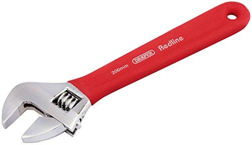 Draper-Redline 67590 Clé à molette 200 mm