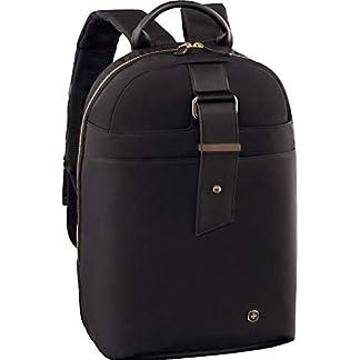 Wenger/SwissGear Alexa maletines para portátil 40,6 cm (16″) Mochila Negro – Funda (Mochila, 40,6 cm (16″), Tirante para Hombro, 800 g, Negro)