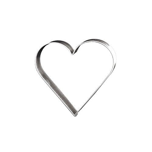Ausstechform Herz, 12 cm gross