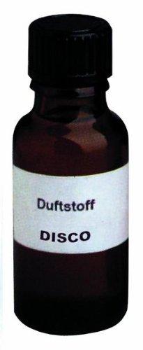 (Eurolite Nebelfluid-Duftstoff, 20ml, Disco | Duftstoff für Nebelflüssigkeit | Aufwertung für Ihren Nebel | Dosierung ist frei wählbar | Made in Germany)