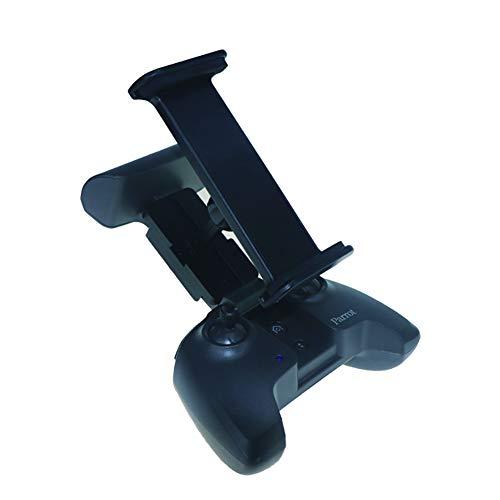 SKYREAT Aluminium-Legierung Faltbar 4-12 Zoll Tablet Ständer Halter Ipad Mount Halterung für Parrot Anafi Fernbedienung Zubehör(Parrot Anafi Nicht Enthalten)