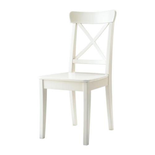 IKEA INGOLF - silla, blanco
