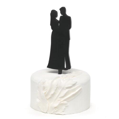 Hortense B. Hewitt Hochzeits-Zubehör Silhouette Tortenheber