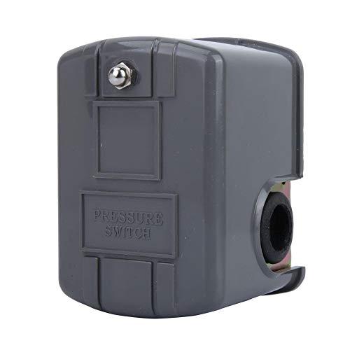 110-230 V 0,8-1,6 Bar Einstellbare Wasserpumpe Druckschalter Controller ZG1 / 4'Gewinde Weit verbreitet in selbstansaugenden Pumpen, Strahlpumpen, Gartenpumpen, Bewässerungspumpen usw