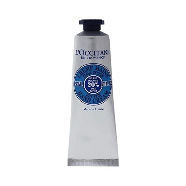 L'OCCITANE – Crema de Manos Karité – 30 ml