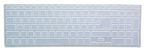 Saco Keyboard Silicon Protector Cover for Acer Aspire E1-510 E1-510P ES1-512 E5-511 ES1-521 E5-511P E5-521 ES1-571 E5-521G E1-522 E1-530 E5-531 E1-532 E1-532P E5-551 E5-551G E1-570 E5-571 E5-571G E5-571P E5-571PG E1-572 E1-572P E1-731 E1-771 E5-721 E5-731 E5-771 E5-771G V5-561 V5-561PG V5-561G V5-561P V3-571 V3-571G V15 V3-572 V3-572G V3-572P V3-572PG V3-772G V3-771 V3-771G V3-551 V3-551G V3-731 V3-731G VN7-791G series Laptops – (Transparent)  available at amazon for Rs.300