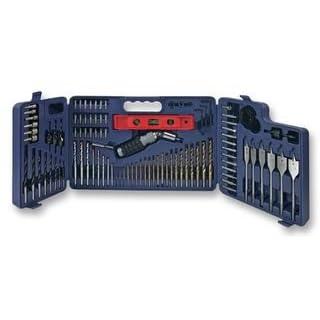 Cleva® Pro. Tools p0310s 100Stück Bohrer und Bit [1Stück] W/min 3Jahre Garantie