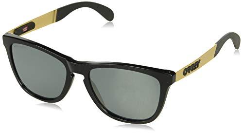 Oakley Herren Frogskins Mix OO9428 Sonnenbrille, Schwarz (Negro/Dorado), 0