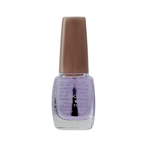 Lakme True Wear Nail Color, Clear Glass, 9ml