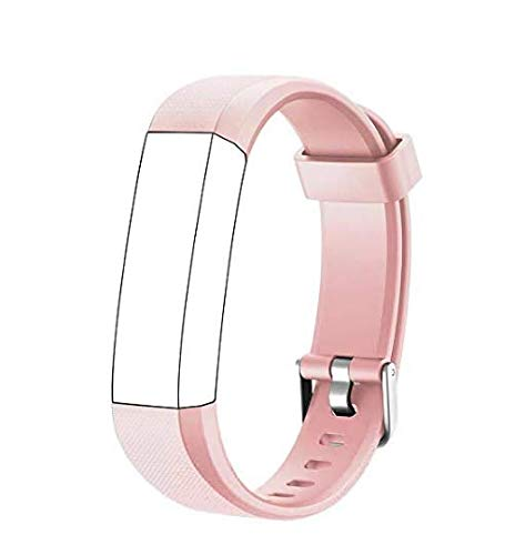 Yuanguo Ersatz Band ID115U Fitness Armband pink