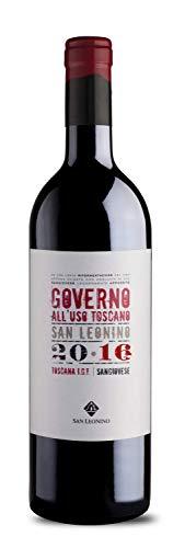 Toscana IGT Sangiovese Governo all'Uso Toscano San Leonino 2018 0,75 L