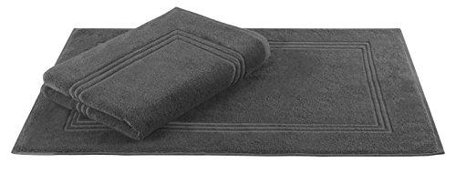 Betz Luxus Badvorleger Badematte Duschvorlage GOLD Größe 50x70 cm Qualität 950g/m² 100%...