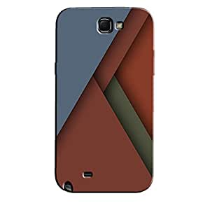 DIGITAL PATTERN 18 BACK COVER FOR SAMSUNG GALAXY NOTE 2