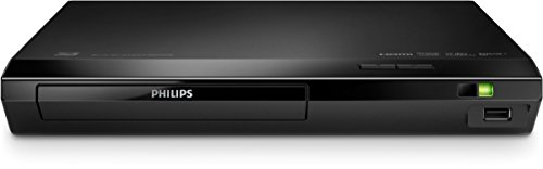 Philips BDP2590B/12 3D Blu-ray Disc-/DVD-Player (HDMI, Upscaler 1080p, DivX Plus HD, USB 2.0) schwarz