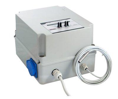 GSE Fancontroller Step-Transformator-controller 2,5A Klima Regler Drehzahl -