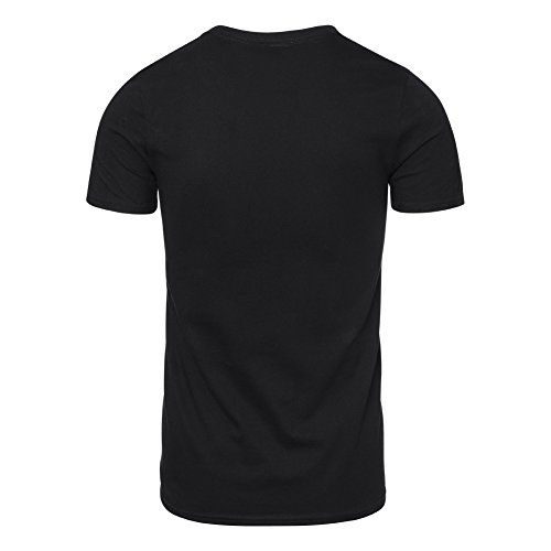 Asking Alexandria Herren Band T-Shirt - Crown Schwarz