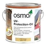 Osmo-410C 0,75l UV Protección Aceite sin ingredientes activos-claro