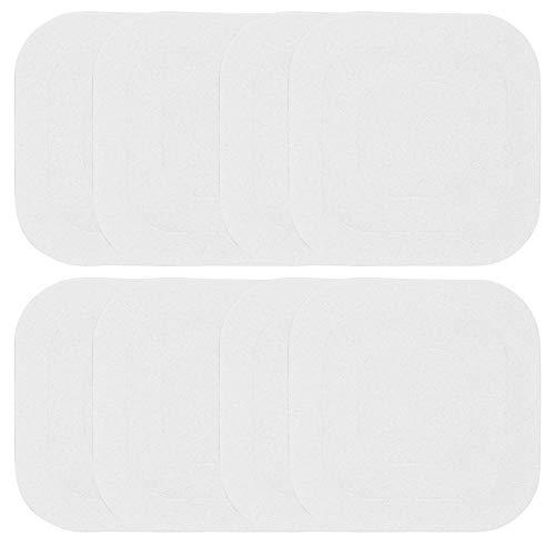 VMbathrooms Anti Rutsch Sticker für Badewanne/Dusche - Transparente Aufkleber