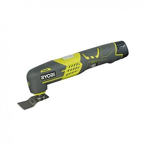 Ryobi 0002048 Multiherramienta Batería 1.3 Ah, 12
