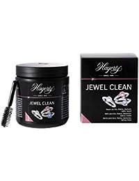 Hagerty - Jewel Clean - Limpieza por inmersión de joyas de oro, platino y piedras preciosas: diamante, zafiro y rubí - 1 unidad 170 ml - Brillante en 2 minutos