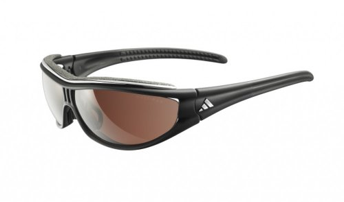 adidas Sonnenbrille EVIL EYE PRO matt black/chrome, Größe:L