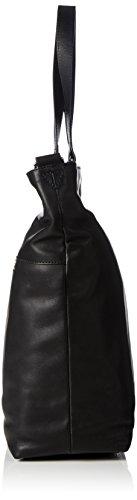 BREEStockholm 34 - Borsa shopper Donna Nero (Nero (Black 900))