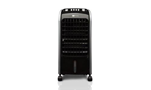 Q7 Climatiseur Rafraîchisseur d'D'air Froid Portable Pure, Noir