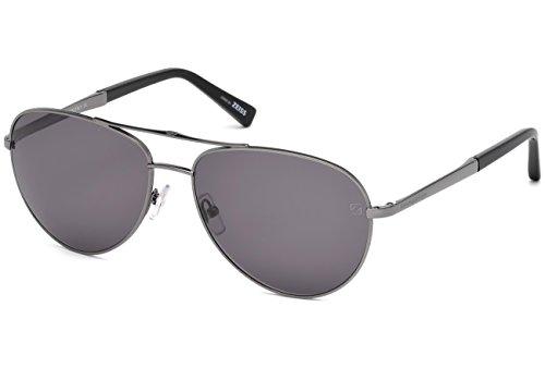 occhiali-da-sole-ermenegildo-zegna-ez0035-c61-12a-shiny-dark-ruthenium-smoke