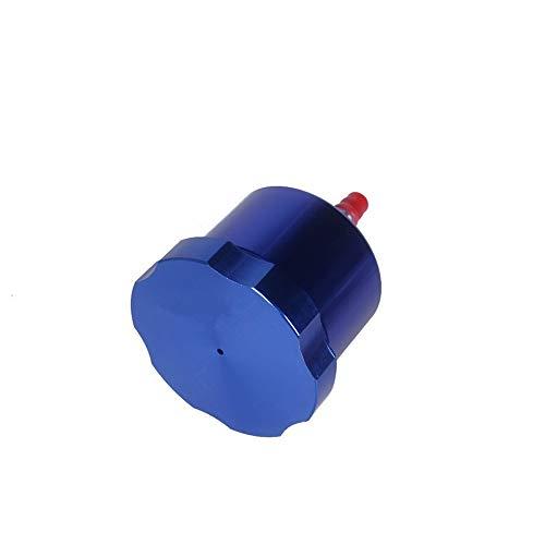MDYHJDHYQ Universal Racing Hydraulische Handbremse Topf Auto Modifikationsteile Bremsöltank for Verschiedene Modelle (Color : Blau, Size : Kostenlos)