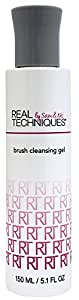 Real Techniques Make-Up Brush Cleansing Gel, 150 ml