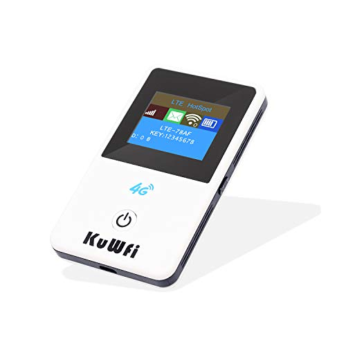 KuWFi 150Mbps 4G LTE WiFi Router