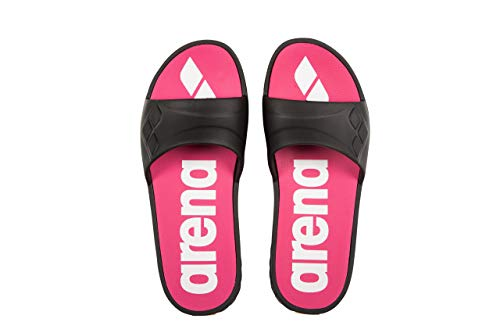 Arena watergrip w Footwear, Mujeres, Black-Magenta, 37